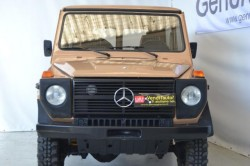 MERCEDES GD 240 corto Station Wagon