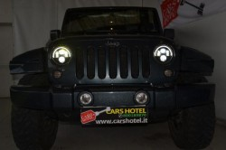 JEEP Wrangler Unlimited 2.8 CRD Sahara