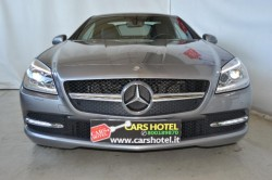 MERCEDES SLK 200 BlueEFFICIENCY Sport
