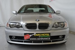 BMW 320Ci (2.2) cat Cabrio
