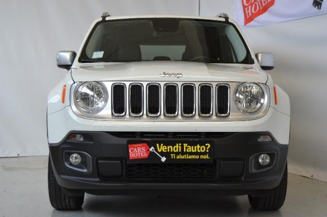 JEEP RENEGADE 2.0 4X4 LIMITED