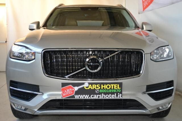 VOLVO XC90 D5 AWD Geartronic 7 posti Kinetic