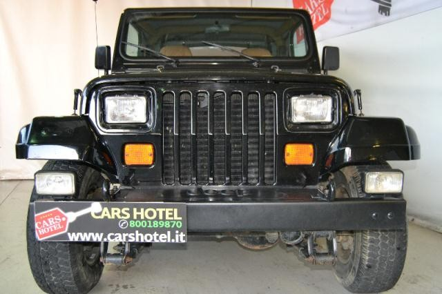 JEEP Wrangler 4.0 cat Soft Top Limited